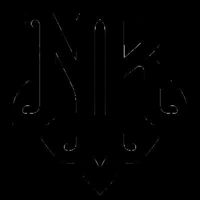 NIGHTRIDER LOGO (BLACK)