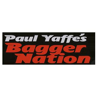 Paul Yaffe Bagger Nation Logo